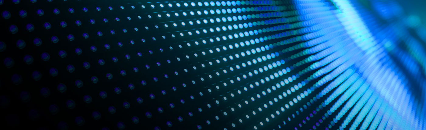 LED Wall Close-up