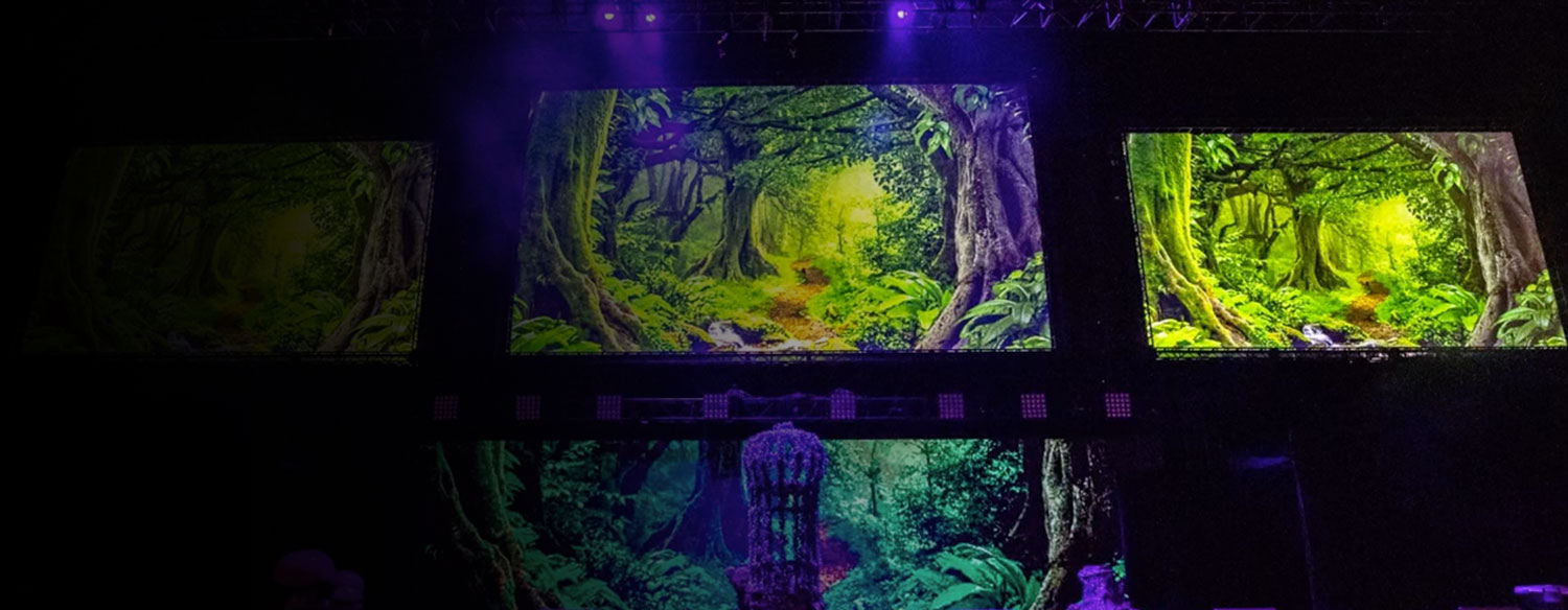 Scenic Design | Lion Club International