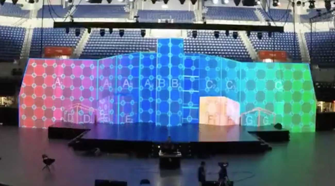 Technology | Projection Mapping